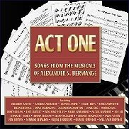 Act One CD Cover
