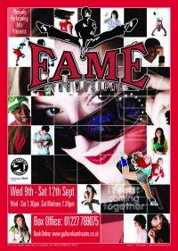 Fame flyer