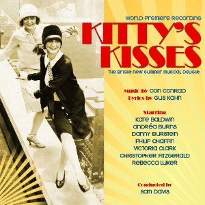 Kitty's Kisses CD art